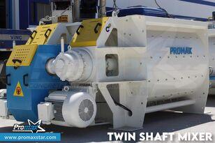 nova PROMAX PROMAX 2 m3 /3 m3 TWIN SHAFT MIXER betonska mešalica