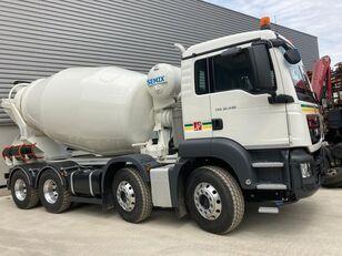 novi SEMIX SM9 MEŠALICA ZA BETON kamion s mešalicom za beton