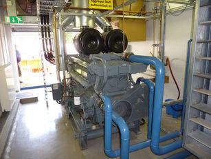 DEUTZ TBD616V12 diesel generator