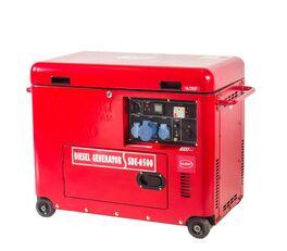 novi JAVAC 6,3 KVA, SD6500B Generator 230/380v 50hz diesel generator