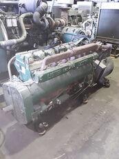 Lister Petter 8JASA 26v KVA : 117.0 diesel generator