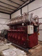 MDW MTU 6 VDG 48 / 42 AL 2650 KW Elektrownia Spalinowa 2,5 MW 2500 K diesel generator
