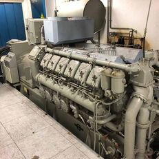 MWM 1000 kVA diesel generator