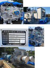 novi KAWASAKI 12MW, GAS-TURBINE POWER PLANT gasni generator