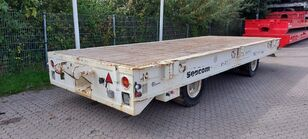 SEACOM RT 20 / 25 prikolica za rolo kontejnere
