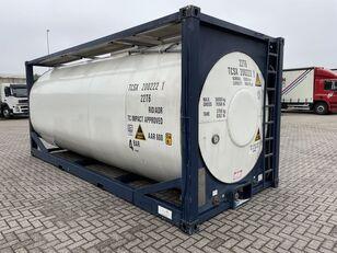 TRENCOR 30m3 rezervoar-kontejner 30 stopa