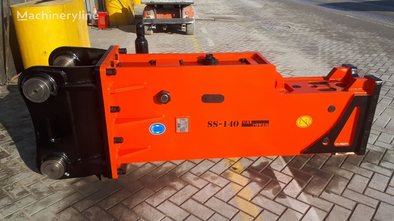 novi SWT SS-140 1800kg hidraulični čekić