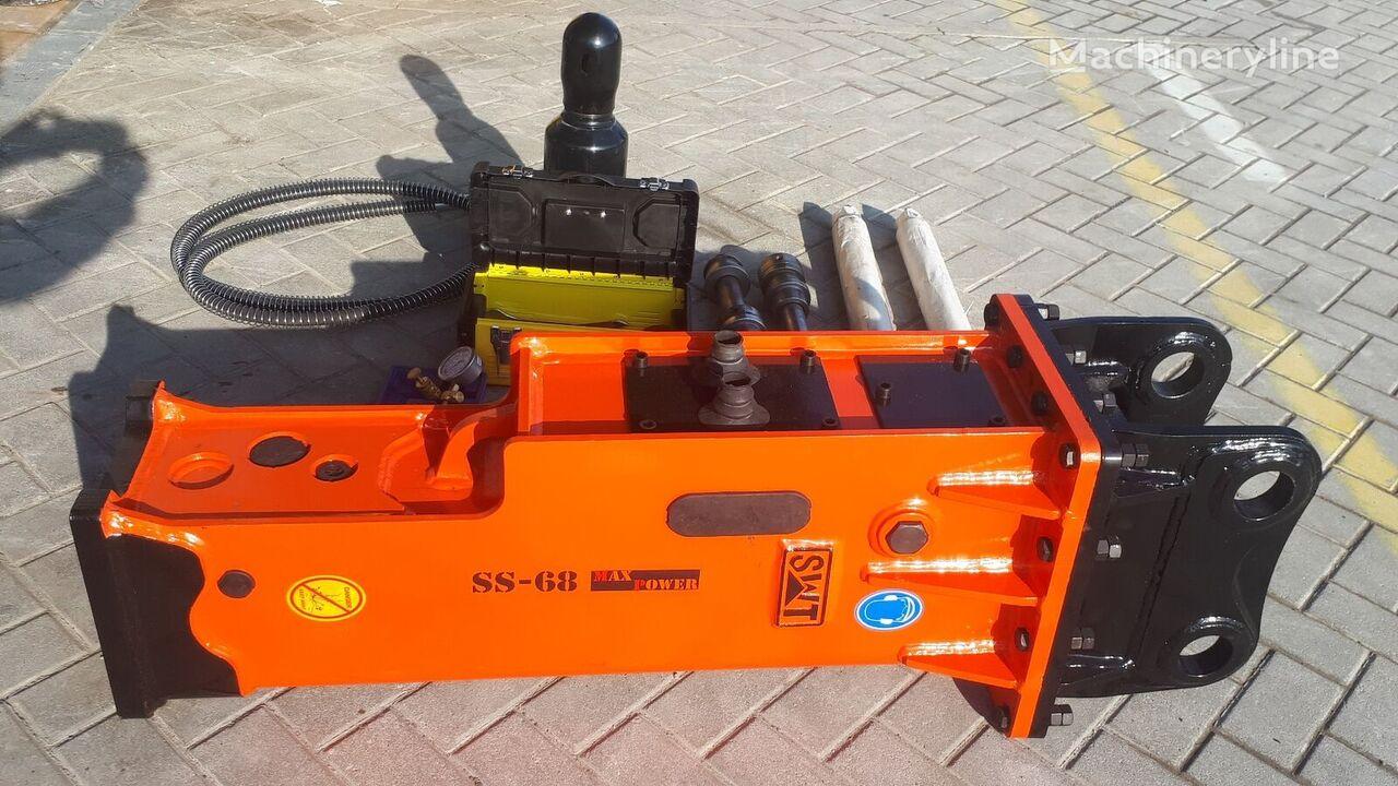 novi SWT SS-68 hidraulični čekić