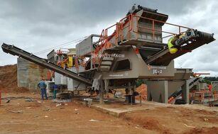 novo CONSTMACH 120-150 TPH Capacity Mobil Stone Crusher Plant mobilna postrojenje za drobljenje