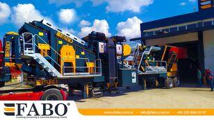 novo FABO PRO 90 MOBILE CRUSHING&SCREENING PLANT   90-130 TPH mobilna postrojenje za drobljenje
