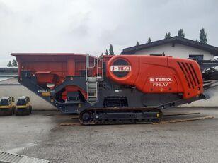 TEREX-FINLAY J-1160  mobilna postrojenje za drobljenje