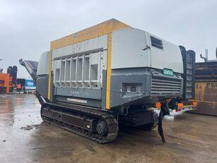 UNTHA XR 3000C mobilna postrojenje za drobljenje
